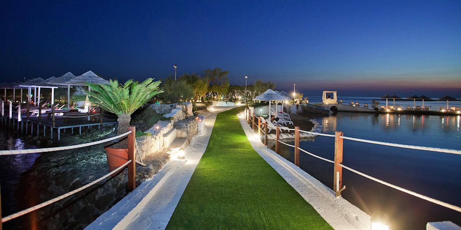 Matrimonio Spiaggia Porto Cesareo : Ristoranti di porto cesareo affacciati sul mare che ti