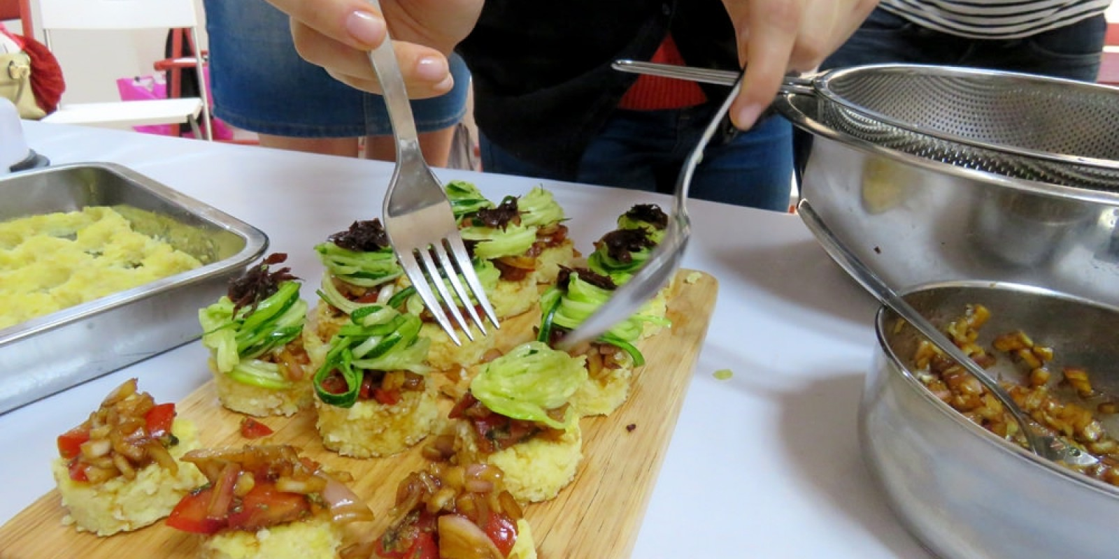 buone ragioni per provare la vera cucina vegetariana a Napoli