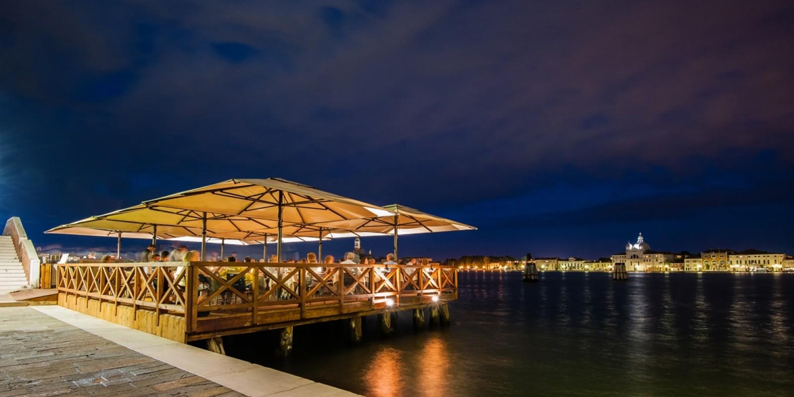 5 ristoranti panoramici a venezia for Ristorante amo venezia