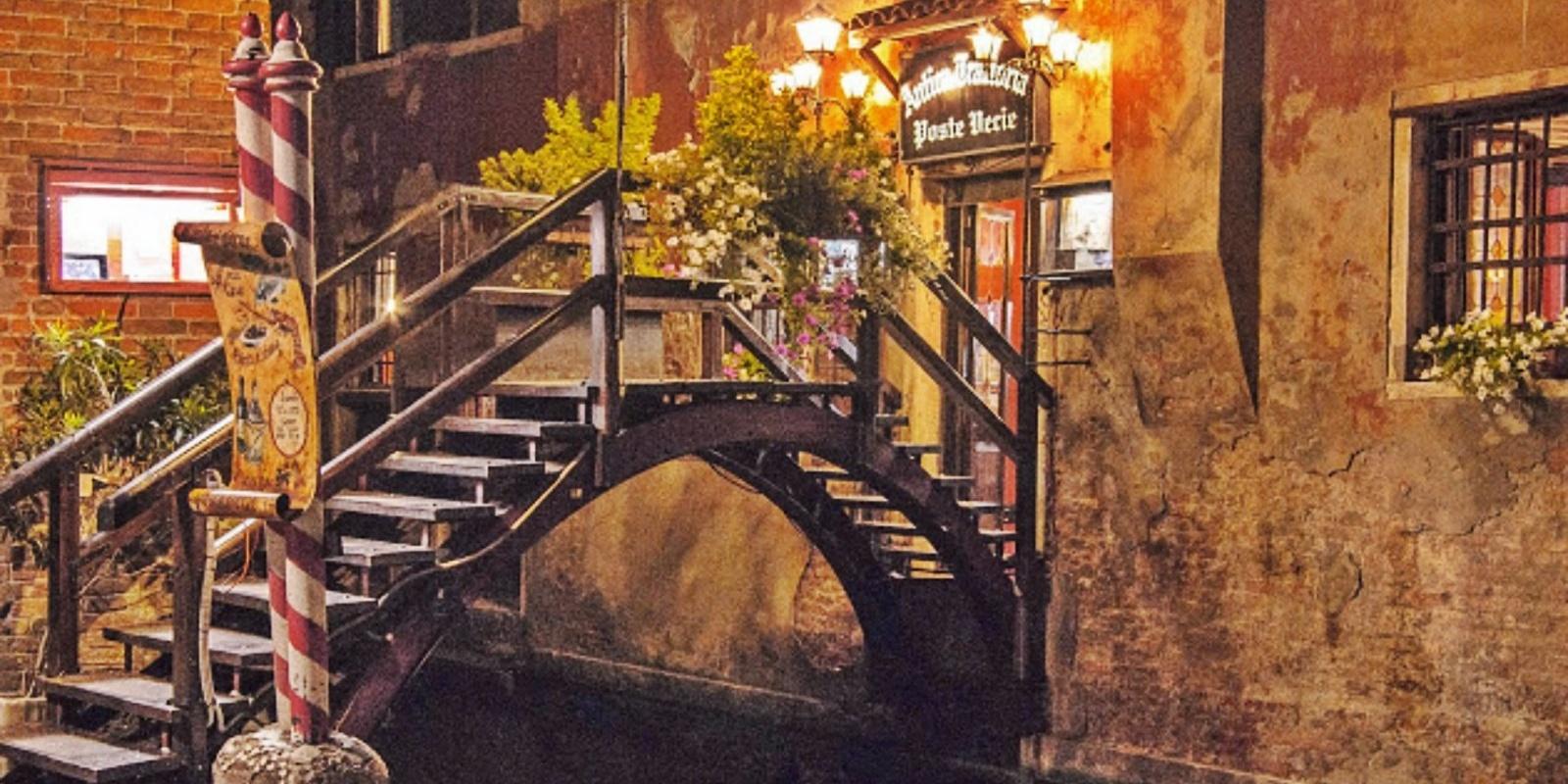 Qual il ponte pi antico di venezia for Foto di ponti coperti