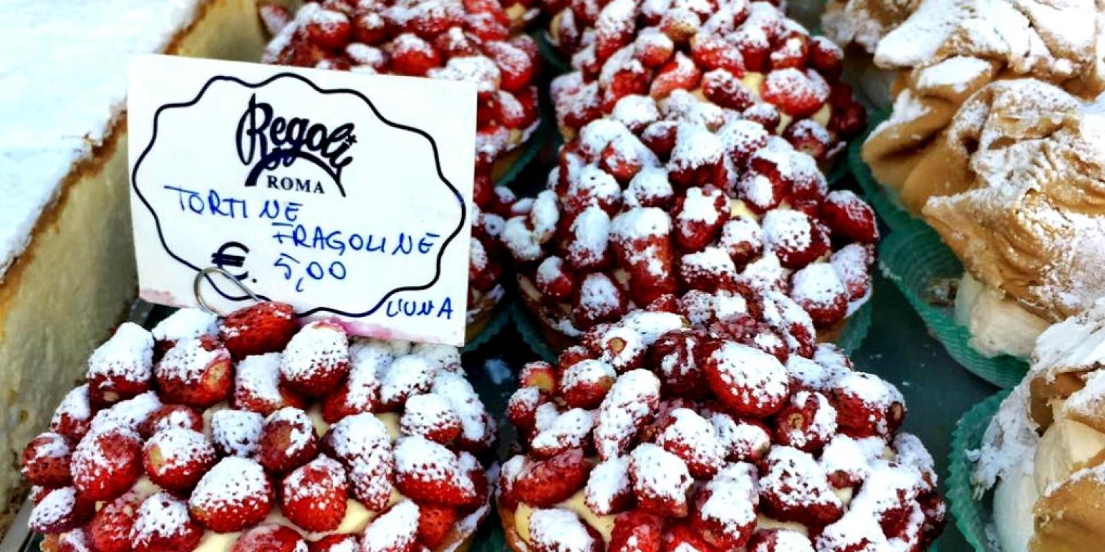 I migliori dolci di roma da ordinare al ristorante o in for Dolci tipici di roma