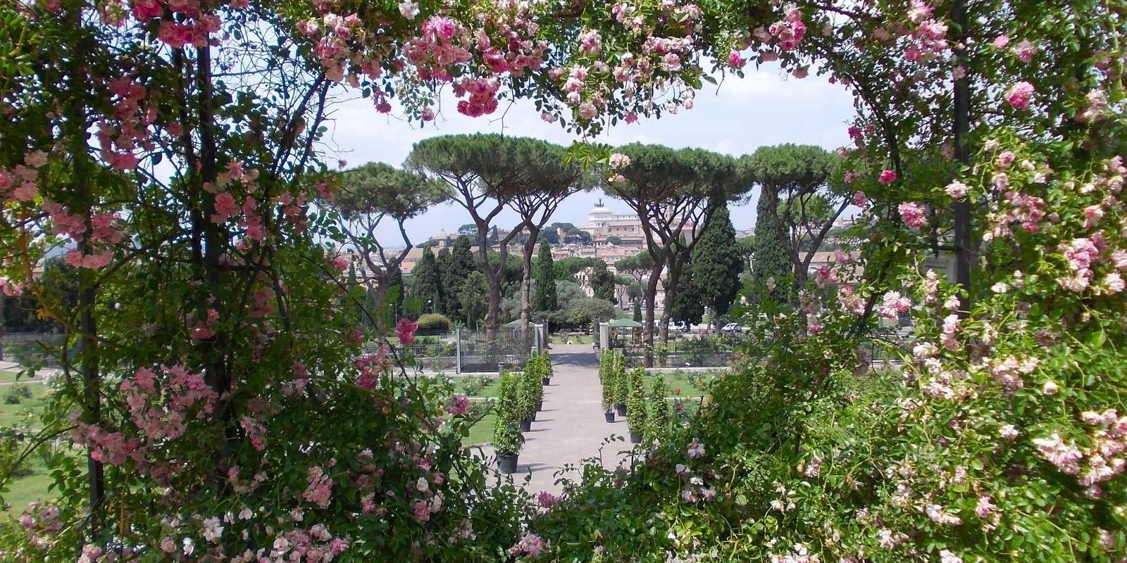 I giardini segreti pi belli di roma che non tutti conoscono for Architetto giardini roma