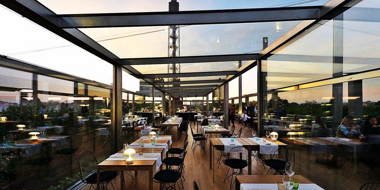 E 39 di design tesoro bar ristoranti e hotel che si fanno for Ristoranti di design