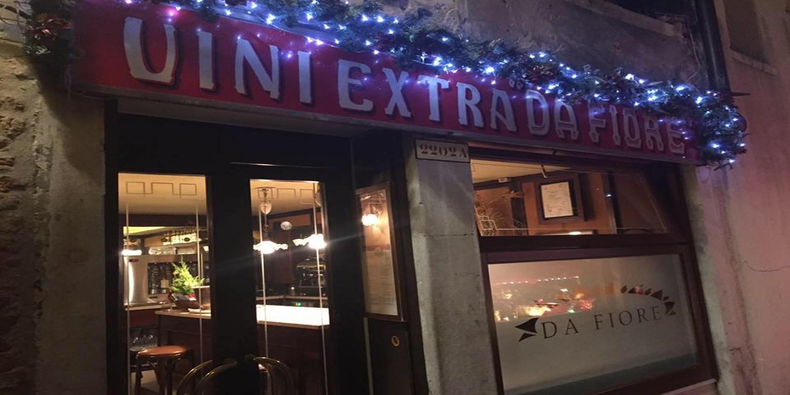 I ristoranti storici doc a venezia for Ristorante amo venezia