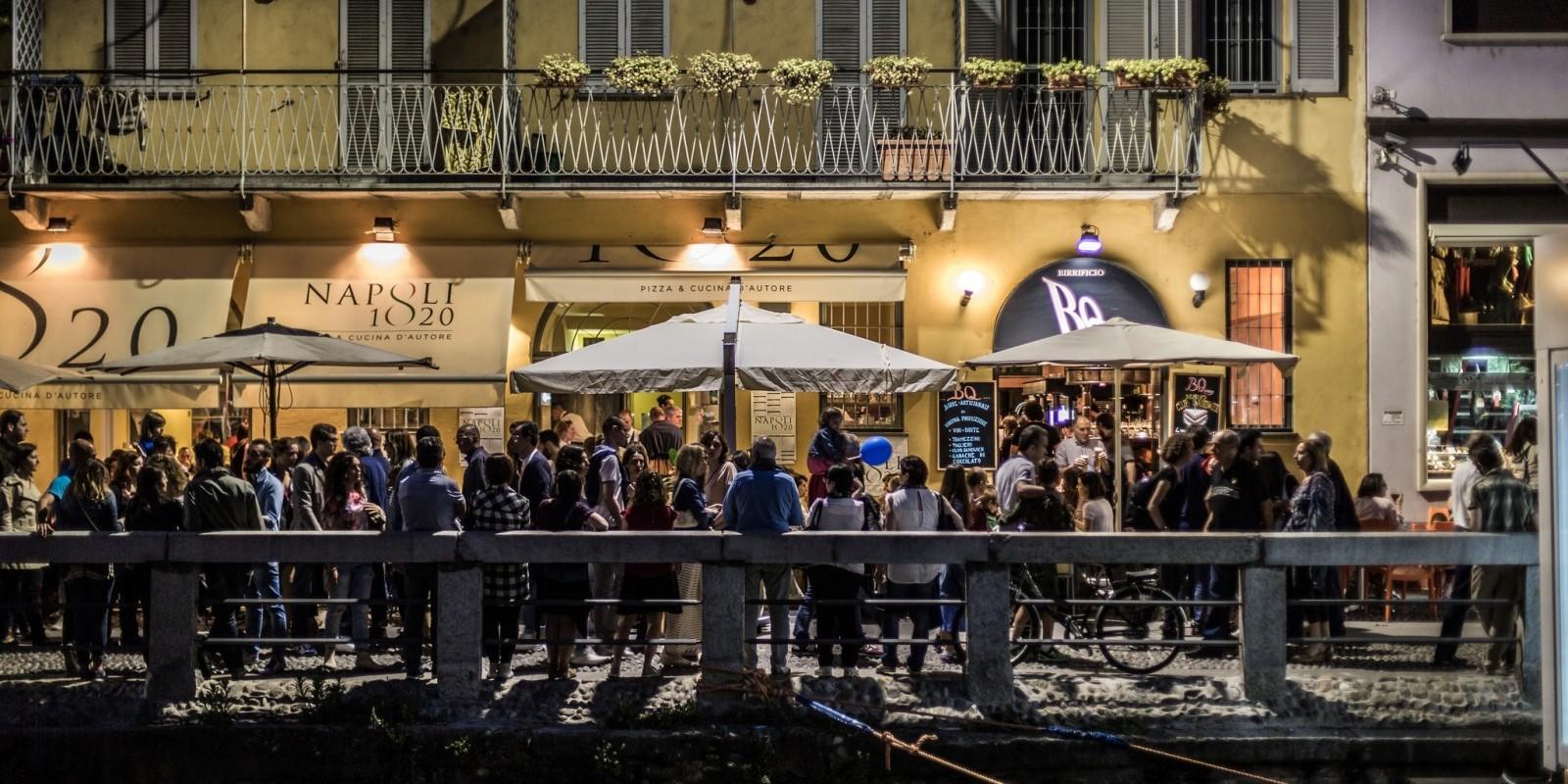 Pizza A Tarda Notte 5 Locali Per Nottambuli Milano