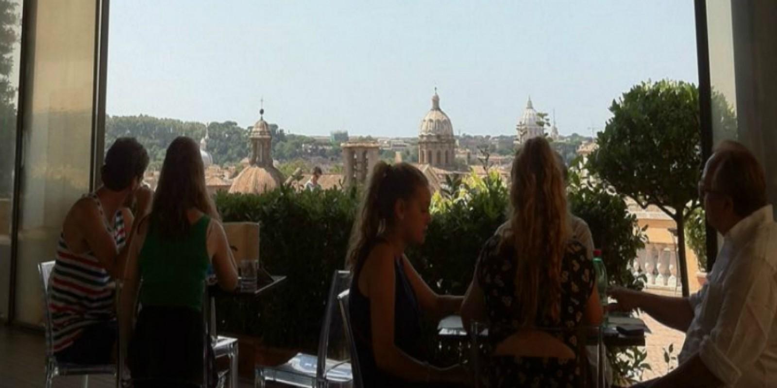 Mangiare al museo: guida alle migliori caffetterie dei musei di Roma