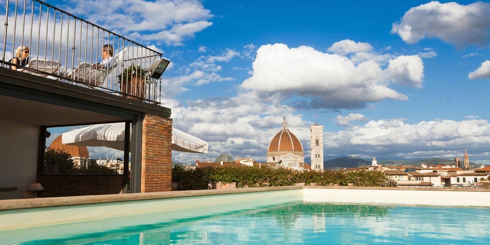 più belle terrazze di Firenze per un aperitivo con vista panoramica