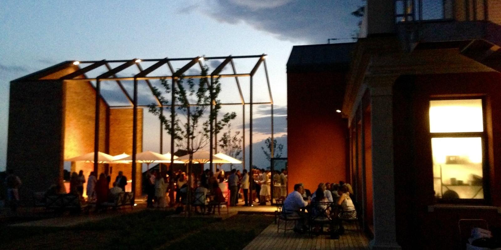 Apre un nuovo ristorante a venezia il dopolavoro all for Ristorante amo venezia