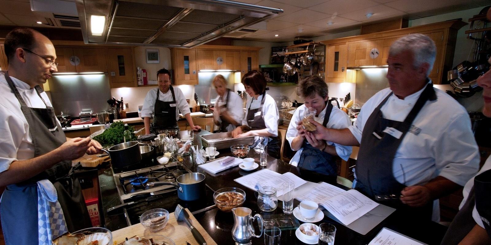 locali di Pescara dove il ristorante si fa 'scuola' di cucina!