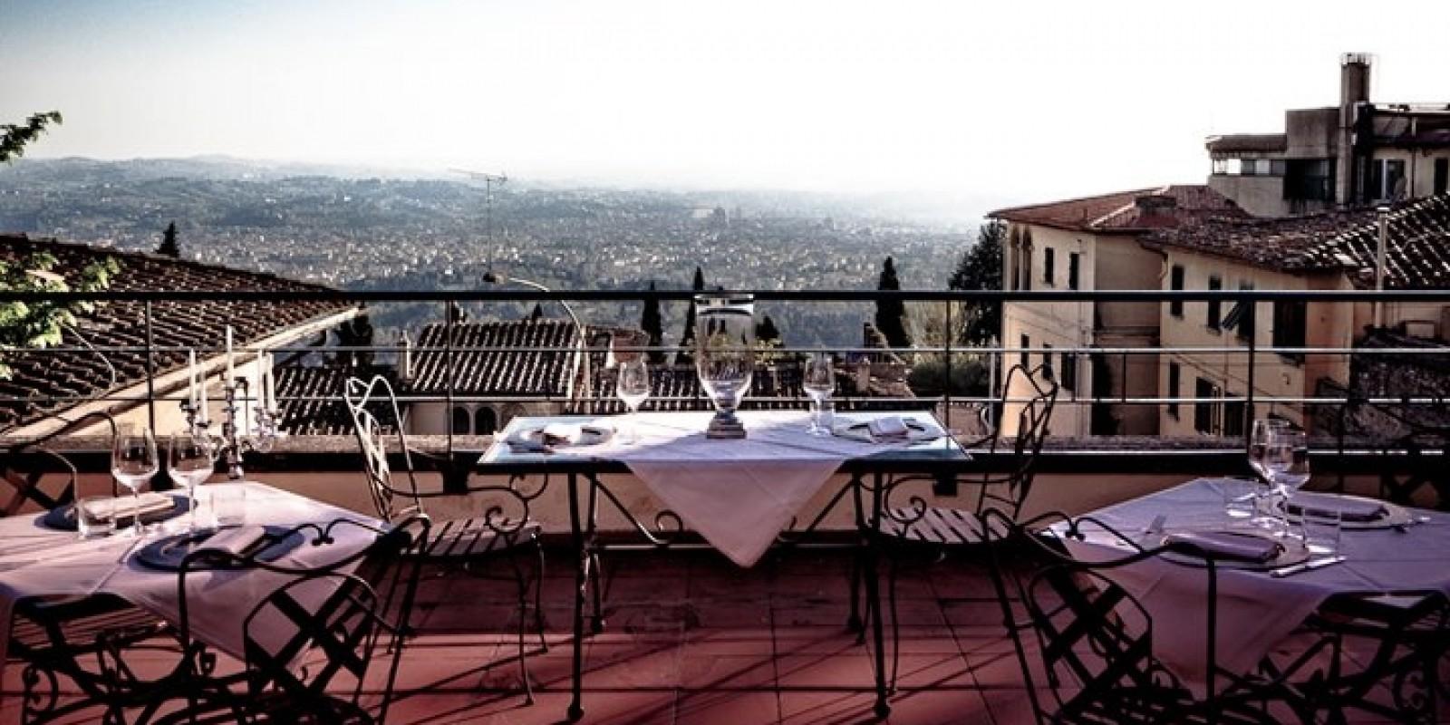 Dieci ristoranti di fiesole tra cucina toscana e panorama - Centro cucina firenze ...