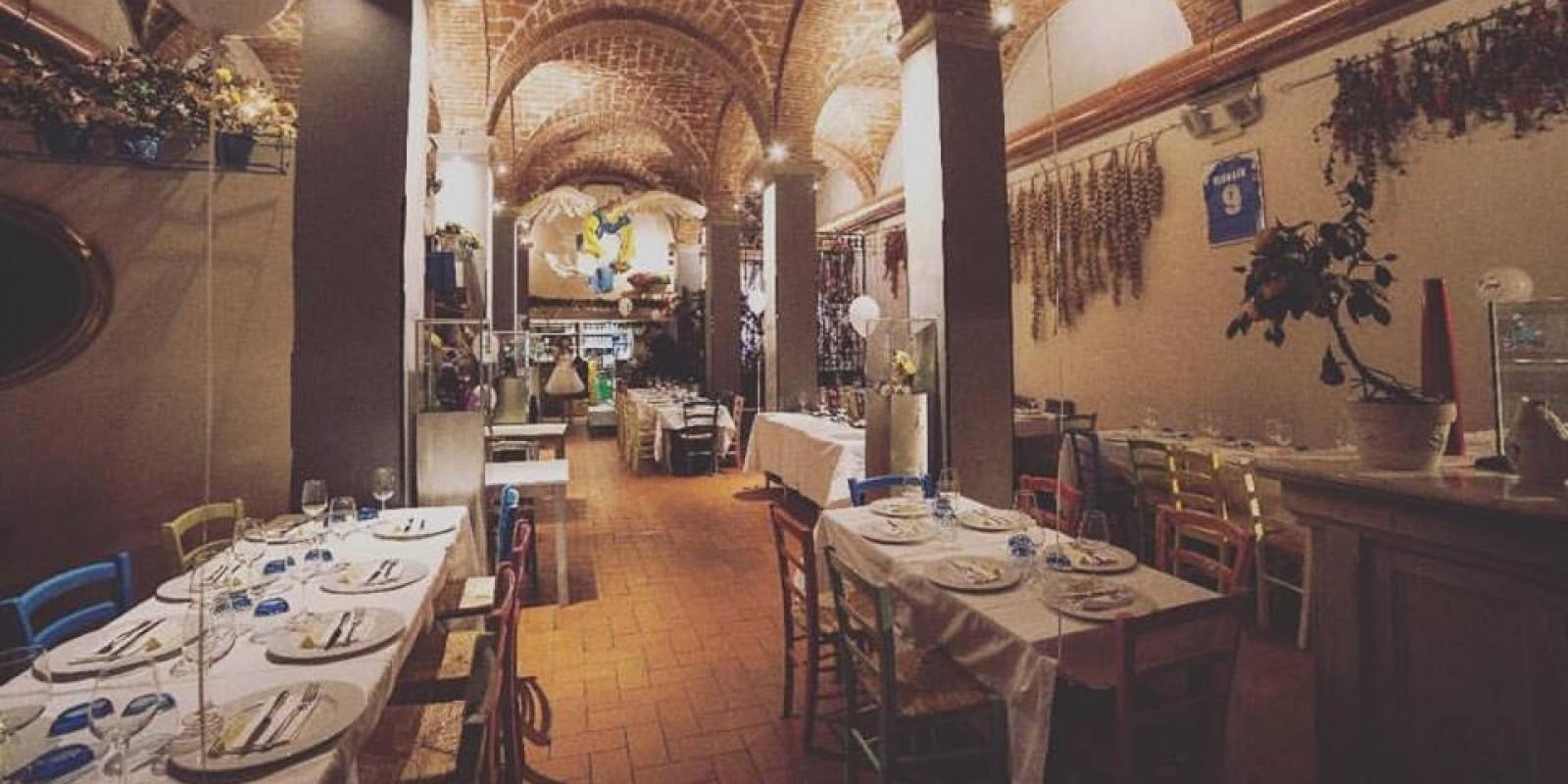 I ristoranti con specialit napoletane a firenze ecco i for Ristoranti di design