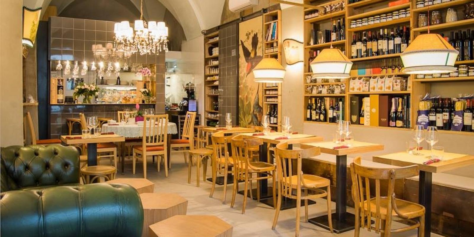 3 ristoranti di lecce con una bellissima cucina a vista - Cucina con vetrata a vista ...