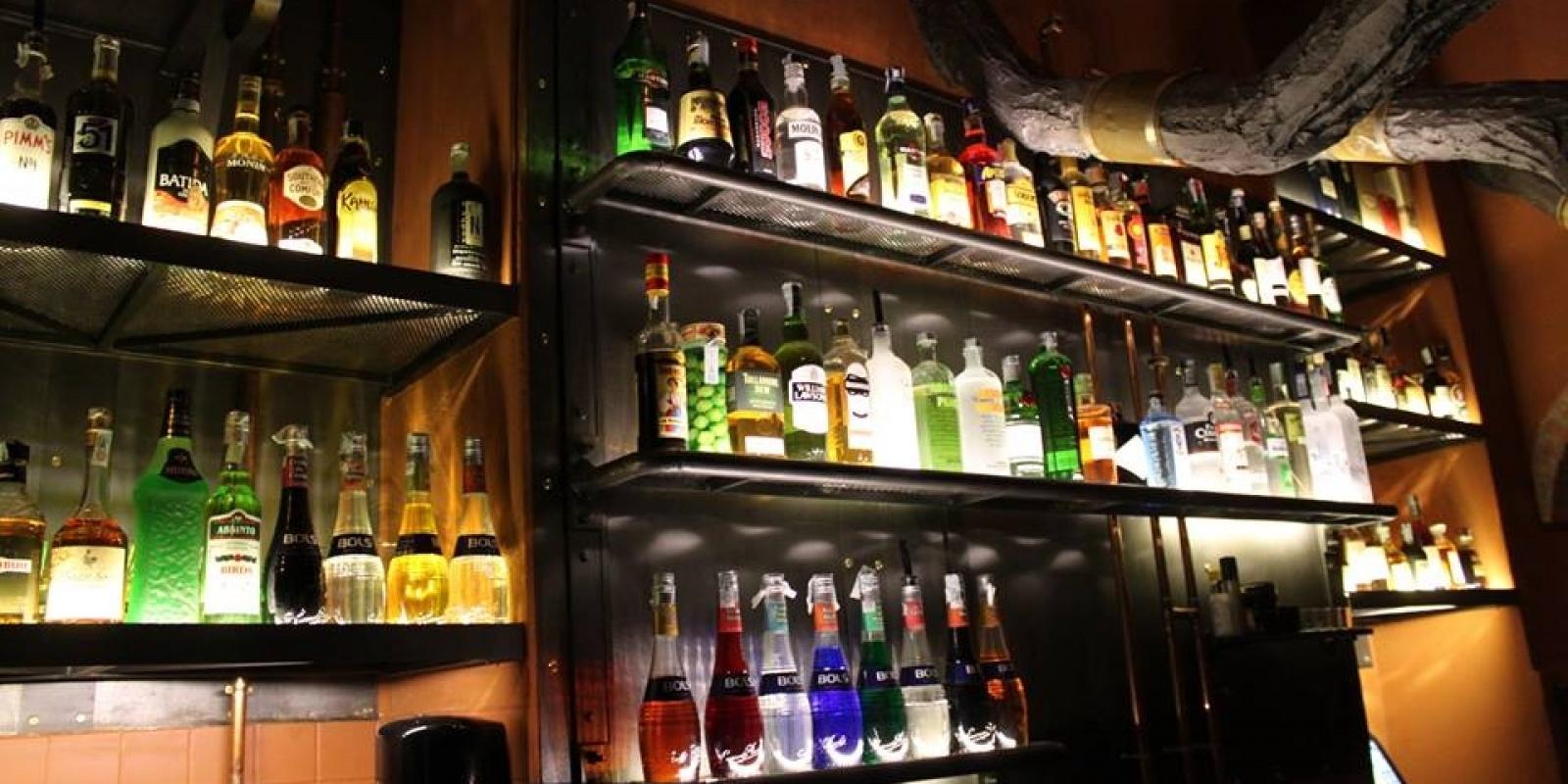 I locali con i cocktail pi strani di milano for Manhattan cocktail storia