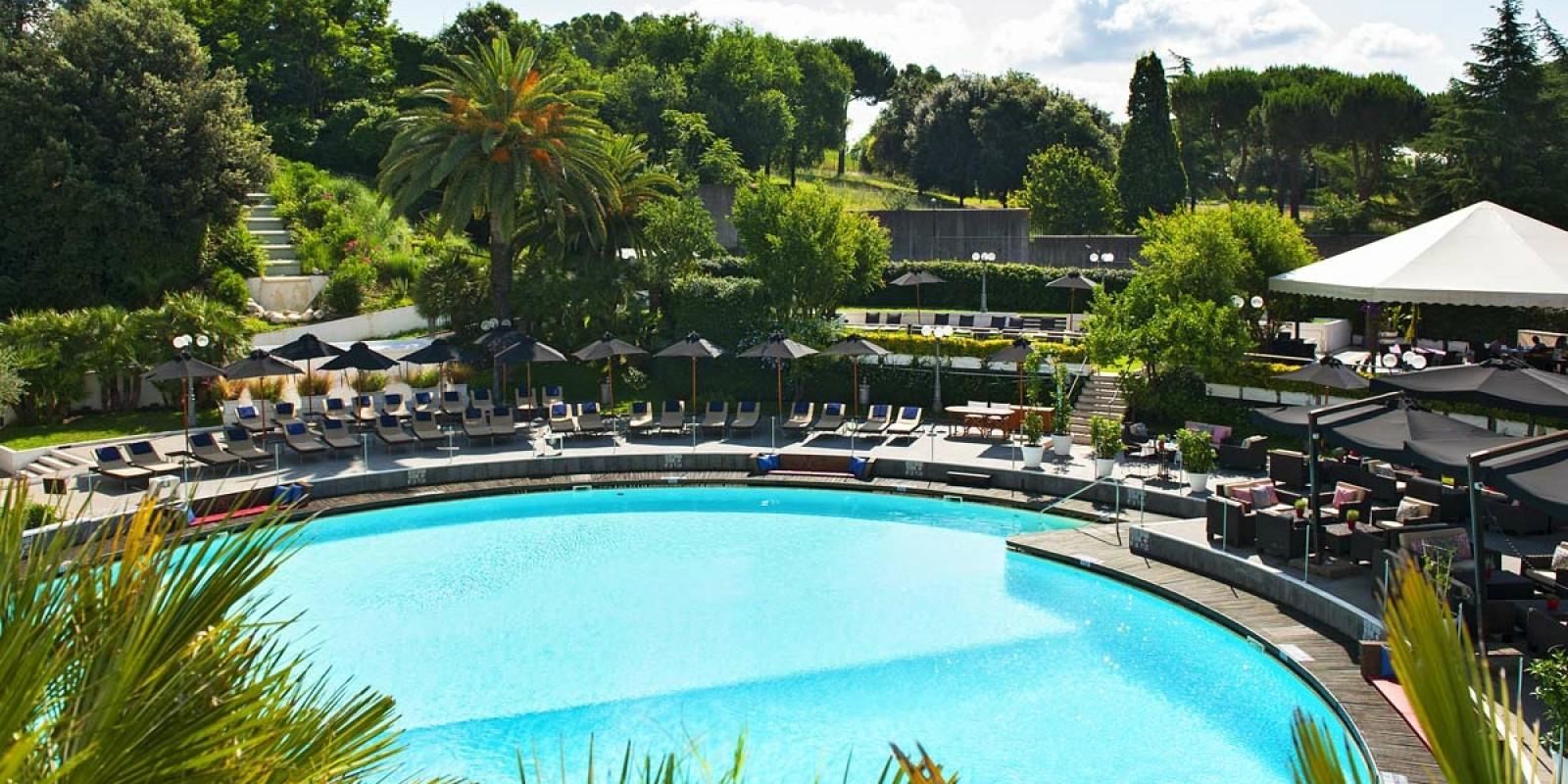 Dove rinfrescarsi in piscina a roma in estate - Hotel piscina roma ...