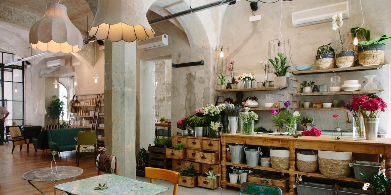 I ristoranti di design di firenze dove ancora pi bello for Arredamento ristorante rustico