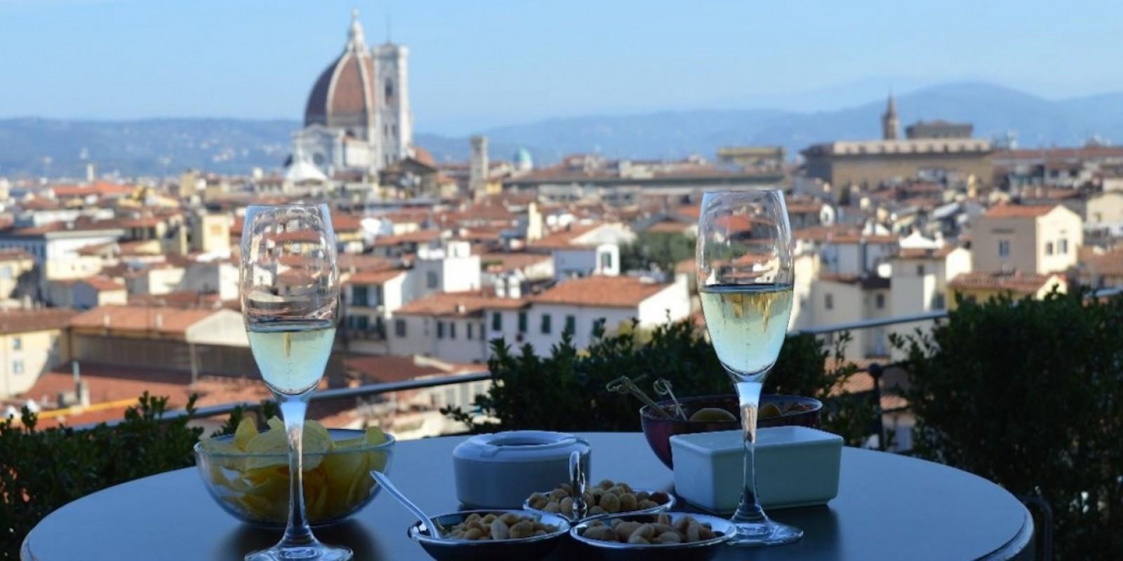 Le caffetterie dei musei di Firenze, qui la colazione e l\'aperitivo ...