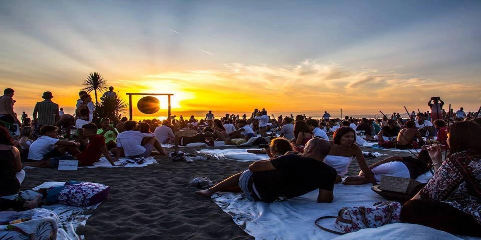 7 locali per il tuo party in spiaggia vicino roma for Affitto roma porta di roma