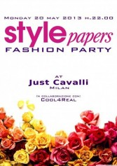 Style Papers Party Al Just Cavalli | 2night Eventi Milano