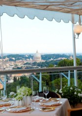 I Ristoranti Con Terrazza Più Belli Di Roma | 2night Eventi Roma