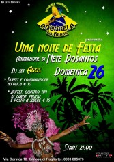 Una Domenica Di Festa All' Aquarela Do Brasil | 2night Eventi Barletta Andria Trani