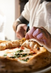 Keep Calm And Order A Pizza: Quelle Gourmet E Creative In Salento. | 2night Eventi Lecce