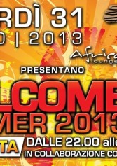 African Suite Lounge Caf Presenta Welcome Summer | 2night Eventi Verona