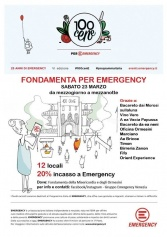 Fondamenta Per Emergency | 2night Eventi Venezia