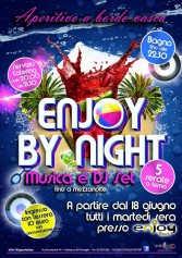 Aperitivo D'estate All'enjoy Sport | 2night Eventi Milano