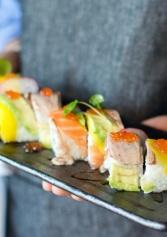 Se Non Ti Lecchi Le Dita, Sushi Solo A Metà! La Top 5 Dei Sushi Mestrini | 2night Eventi Venezia