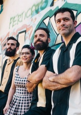 Surfin' Claire And The Whisky Rockers Live All'impronta Birraia   2night Eventi Milano