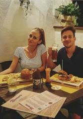 La Ricerca Del Top: Tommaso E Giovanna, Un Amore Per Gli Hamburger | 2night Eventi Venezia