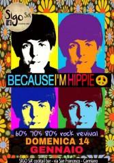 Because I'm Hippie | 2night Eventi Lecce