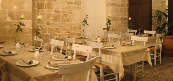 Guardiamo la bontà dei piatti del Piazza Vecchia del Cenobio di Bitonto