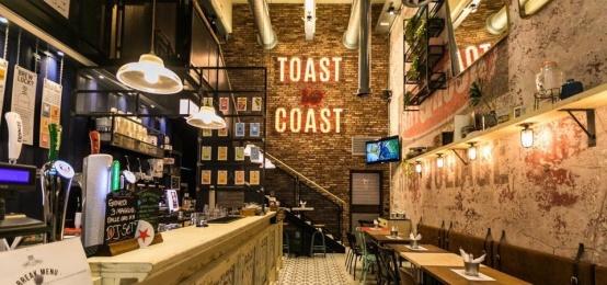 Sabato sera con live music nella New York italiana. Gli appuntamenti del Toast to Coast