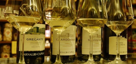 Degustazioni di vini alla Trattoria da Burde