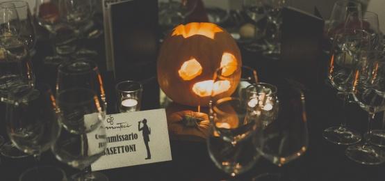 Per Halloween cena con delitto alla cantina Monteci di Arcè di Pescantina