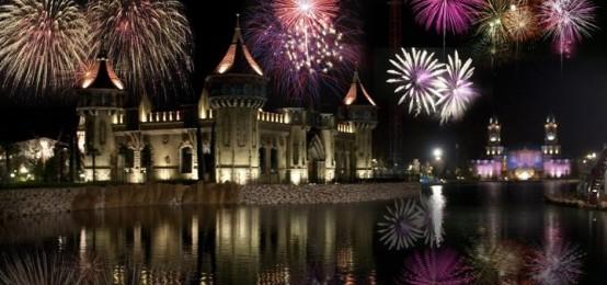 Caput Lucis: I Mondiali Dei Fuochi D'artificio Al Rainbow Magicland
