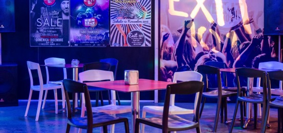 Musica live il venerdì all'Exit 101