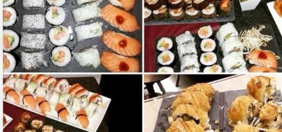 Il giovedì è I Love Sushi al Joey Bistrot Cafè