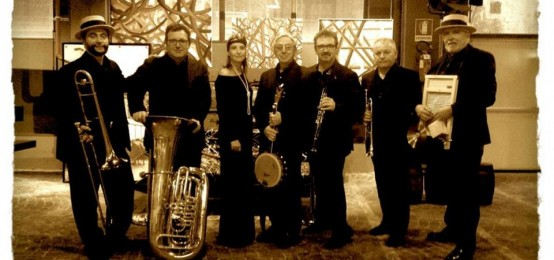 Storyville Jazz Band meets Veronica Sbergia (Jazz) a Le Cantine de l'Arena