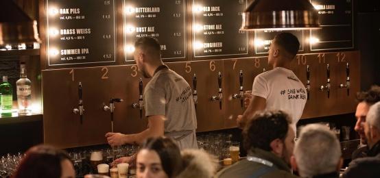 Festival Beer: divertimento e fiumi di birra al Doppio Malto