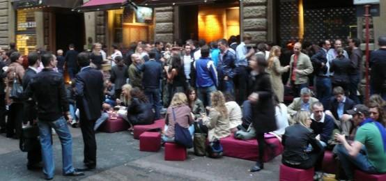 Disco sour allo straf bar 2night eventi milano for Bar madonnina milano