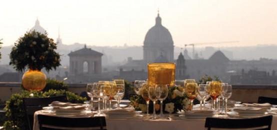 Le 4 migliori terrazze di Roma | 2night Eventi