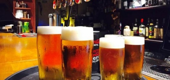 Birra Party tutti i venerdì al Charad Pub