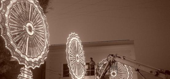 Festa di San Rocco ad Alezio