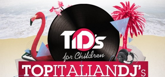 Top Italian Djs For Children Si Fa In Tre Ma Resta Anche Sul Garda