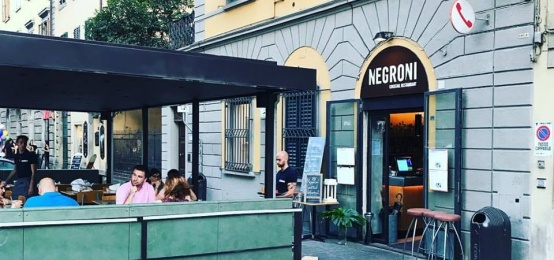 Firenze Jazz Fringe Festival: le date al Negroni Restaurant & Cocktail Bar