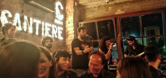 Jam Night al Cantiere