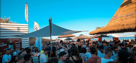 Aperitivo e Dj Set in Capannina Beach