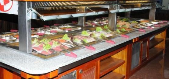 wok sushi per fare il pieno di cucina giapponese cinese e italiana
